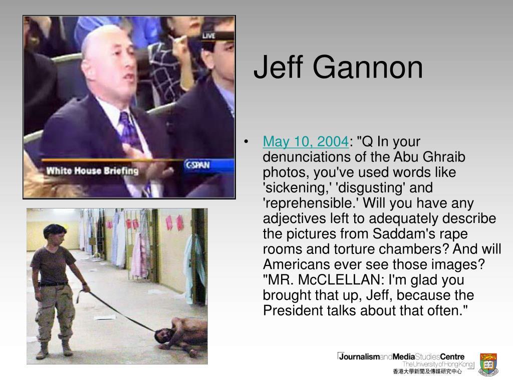 Jeff Gannon