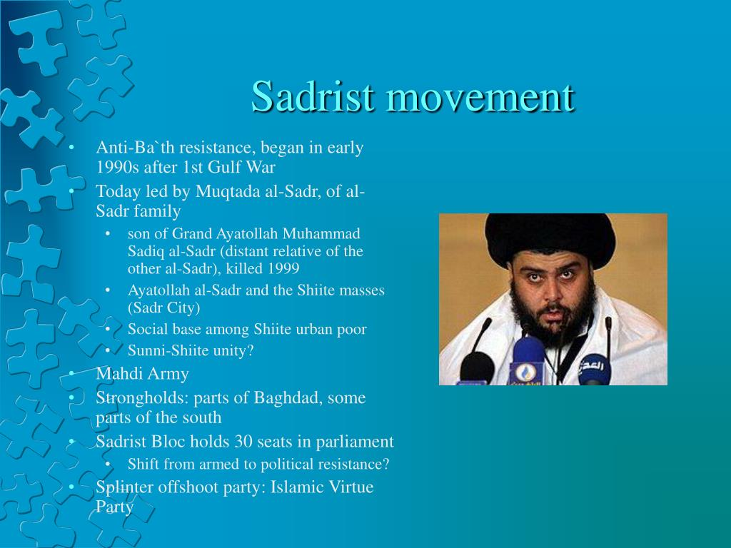 Sadrist movement
