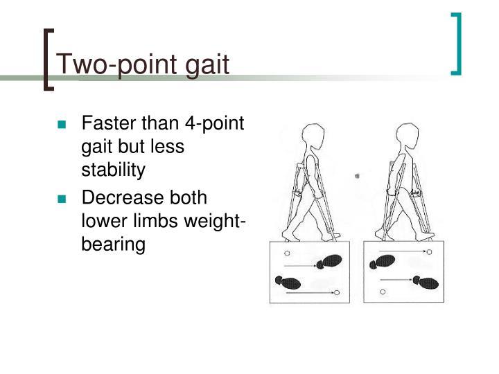 Ppt Gait Amp Gait Aids Powerpoint Presentation Id 1120864