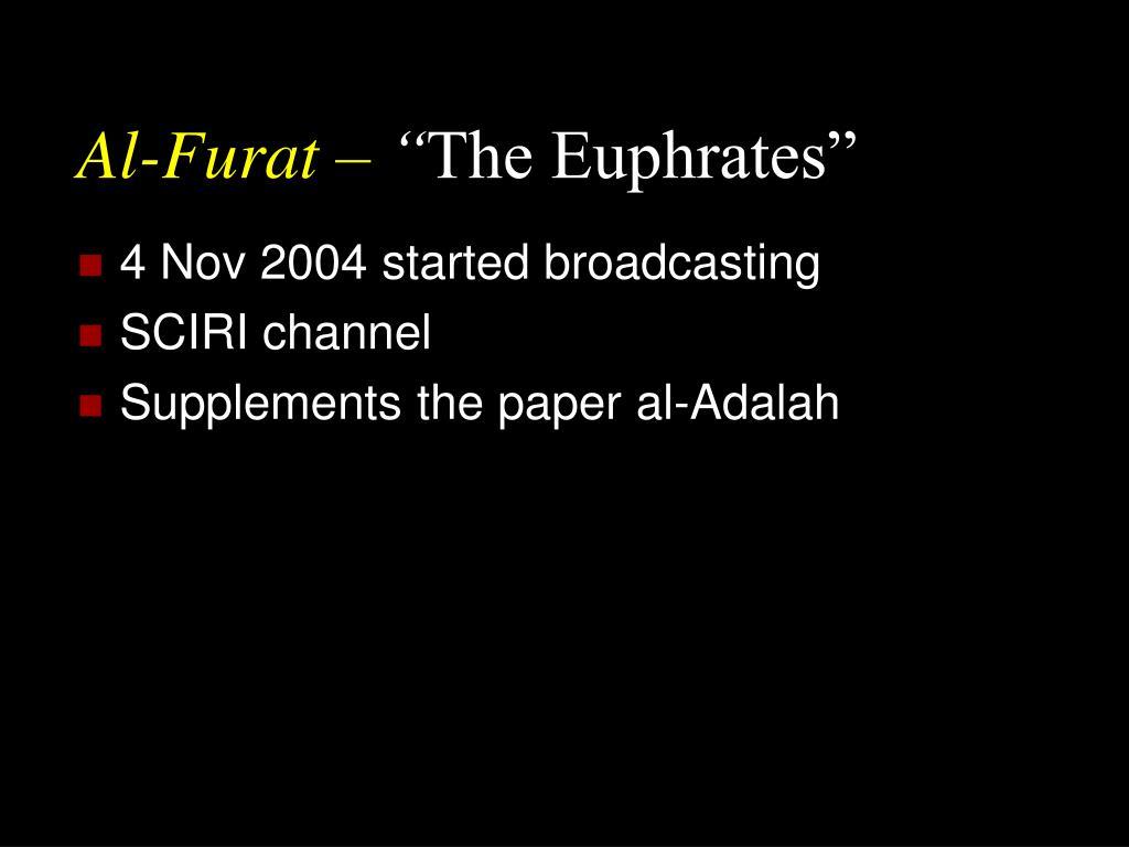 Al-Furat –