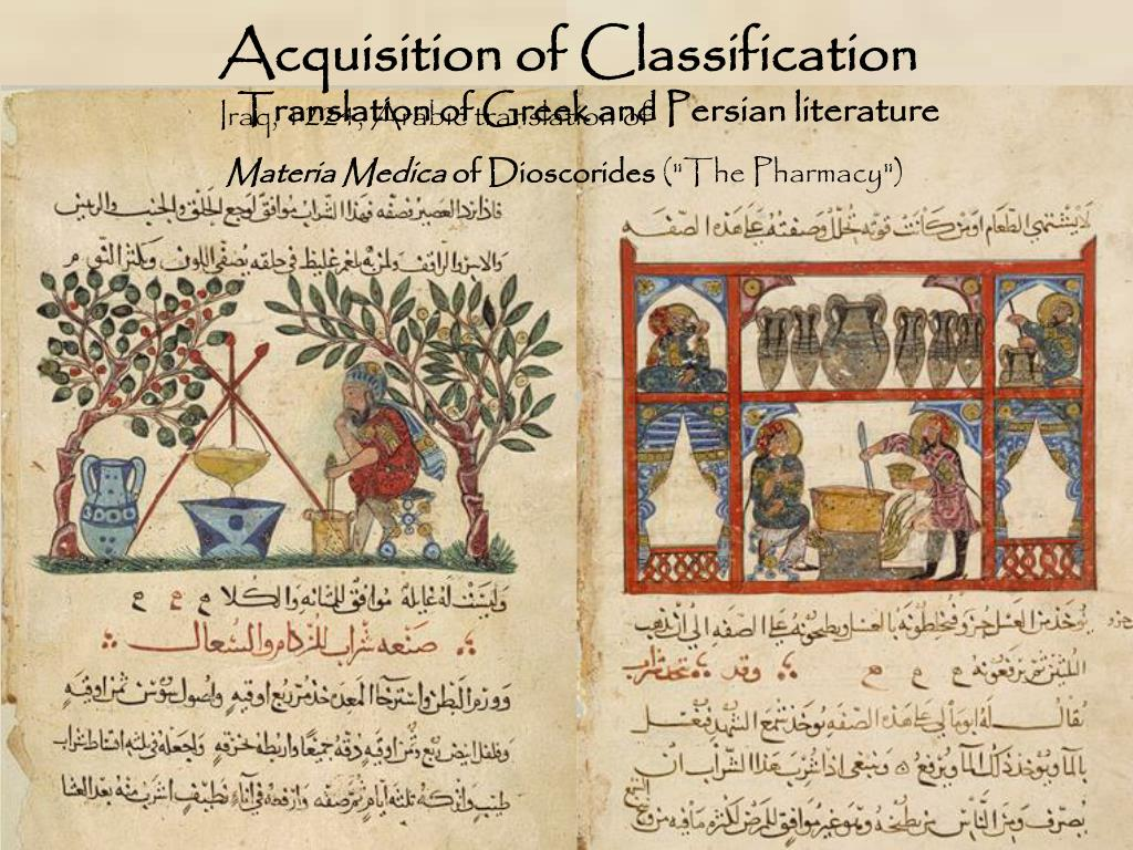 Acquisition of Classification