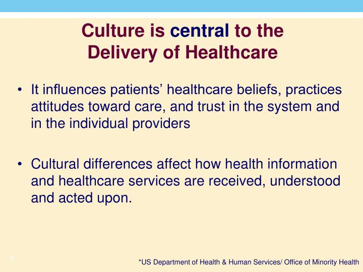 influence culture health care practices nurses can incorpo Can help primary care practices reduce the complexity of health care  culture, and ethnic customs can influence how your patients consider culture.