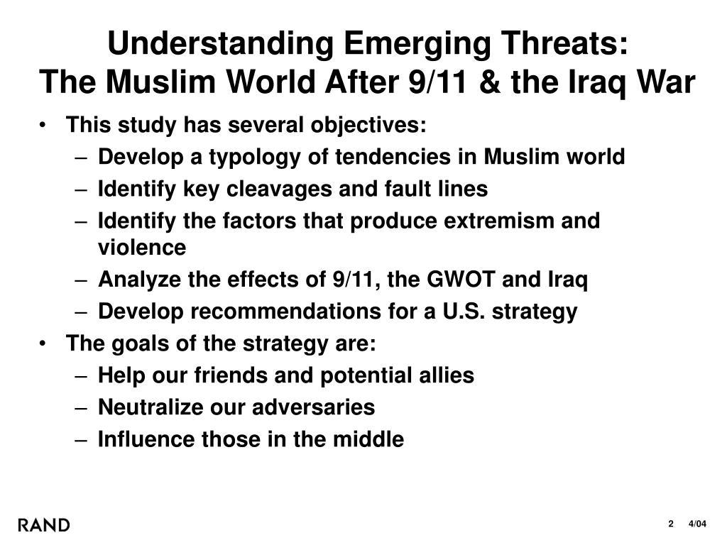 Understanding Emerging Threats: