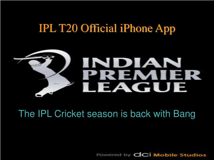 The ipl cricket season is back with bang l.jpg