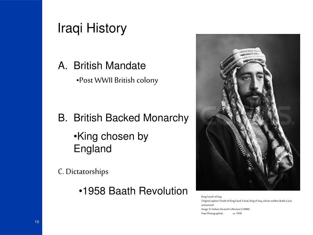Iraqi History