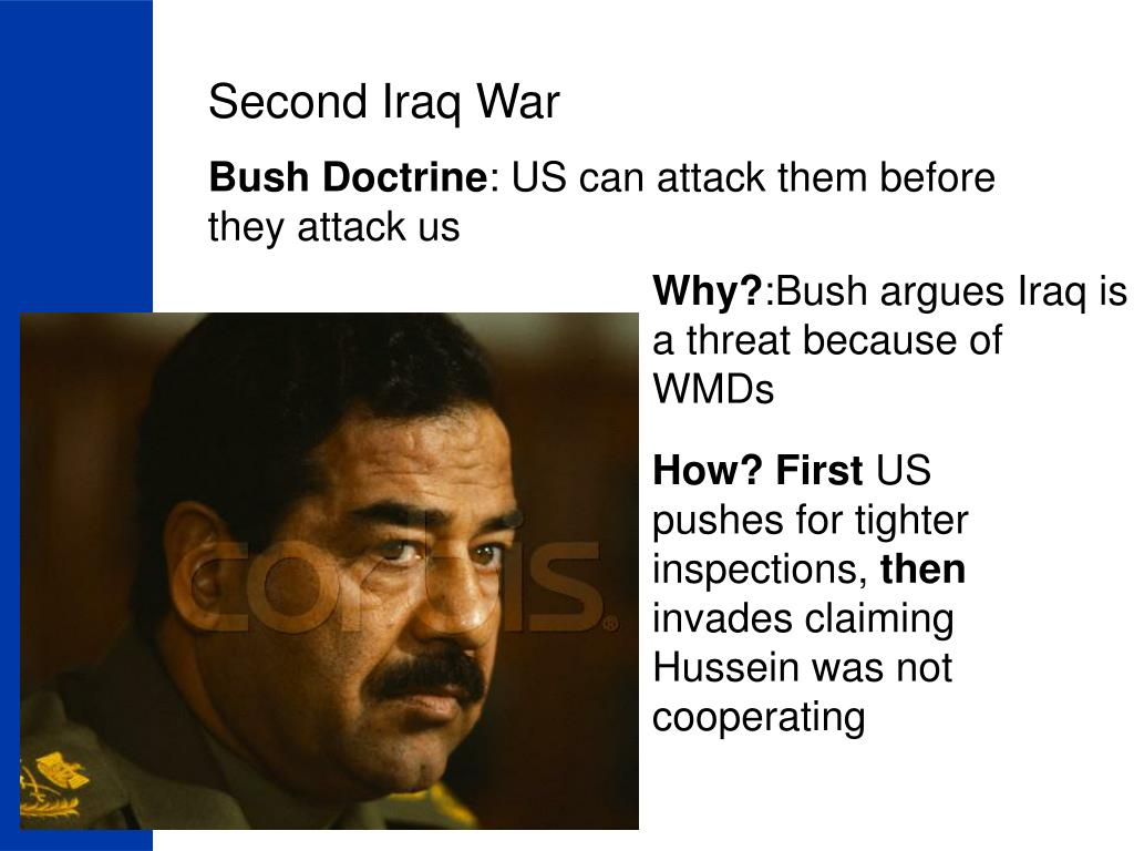 Second Iraq War
