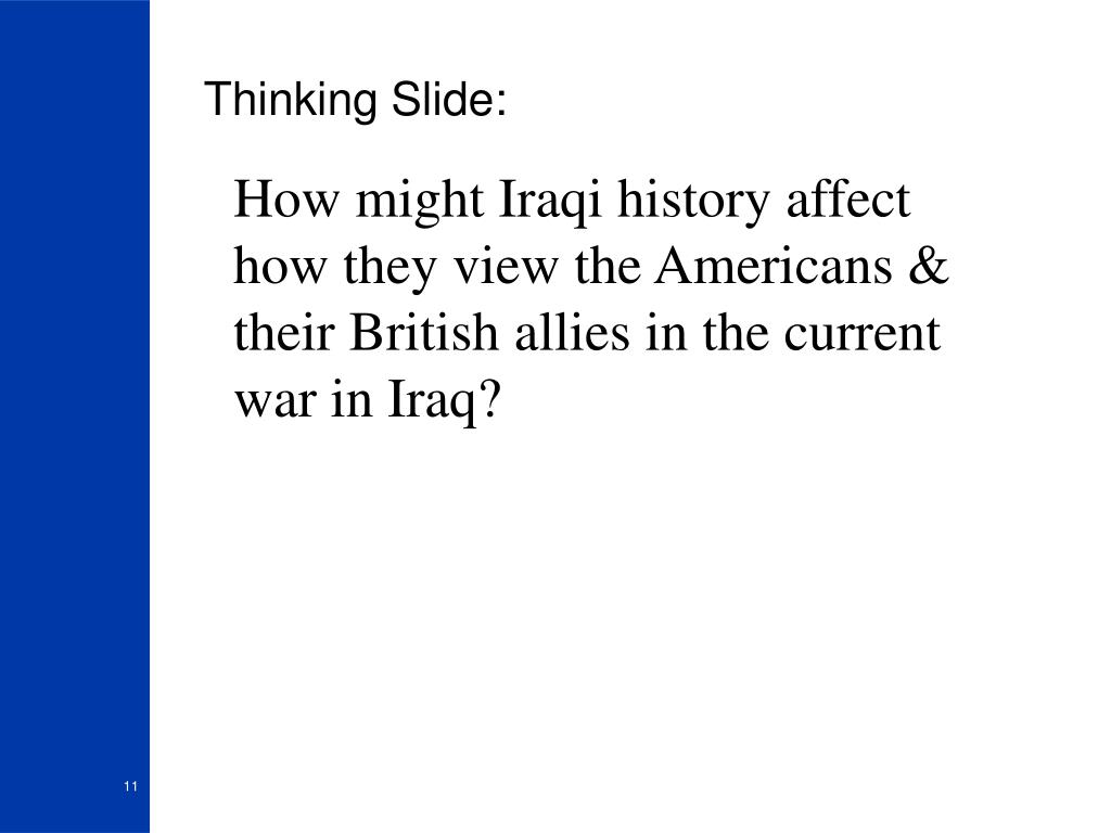 Thinking Slide: