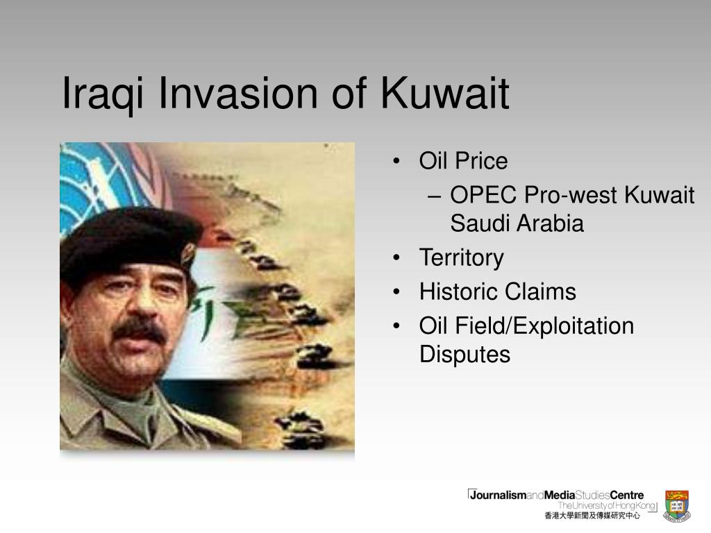 Iraqi Invasion of Kuwait