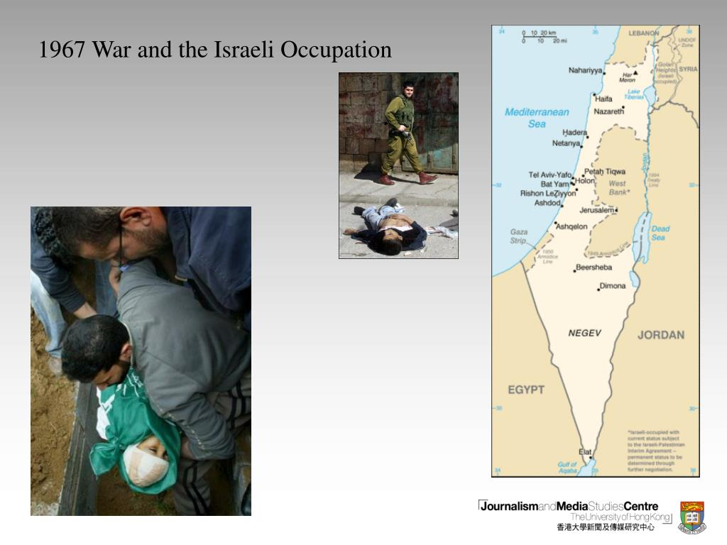 1967 War and the Israeli Occupation