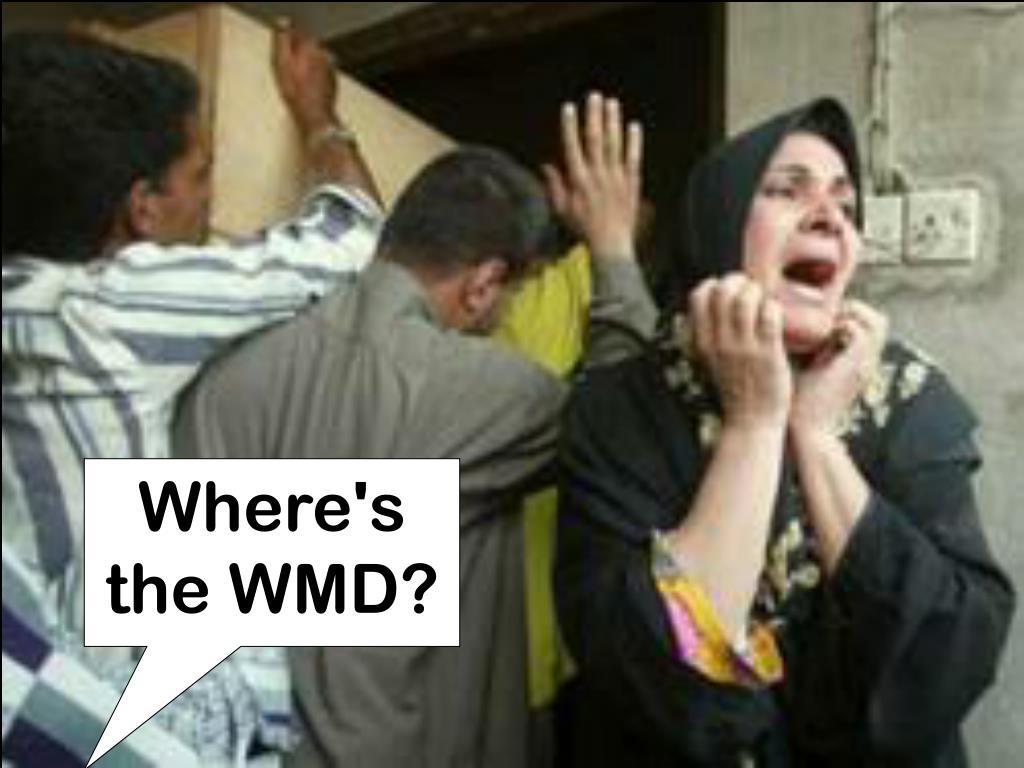 Where's