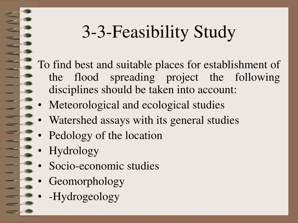 3-3-Feasibility Study