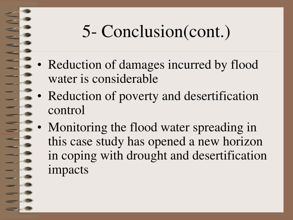 5- Conclusion(cont.)