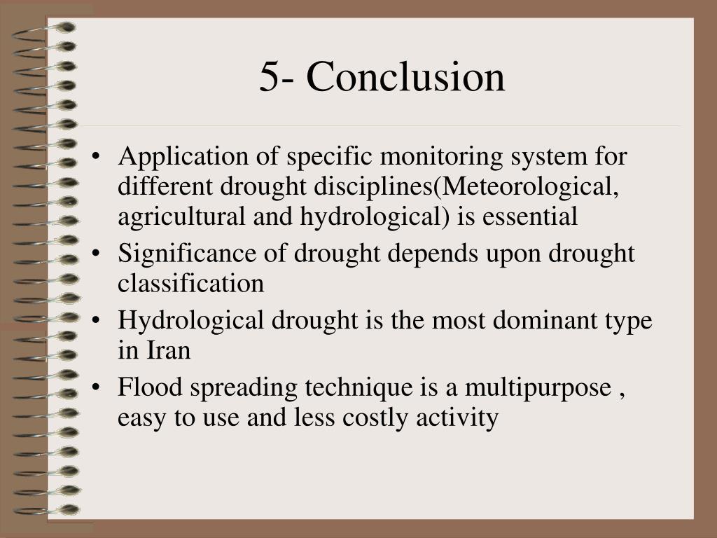 5- Conclusion