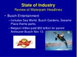 state of industry review of waterpark headlines3