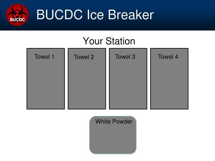 BUCDC Ice Breaker