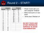 round 2 start
