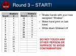 round 3 start