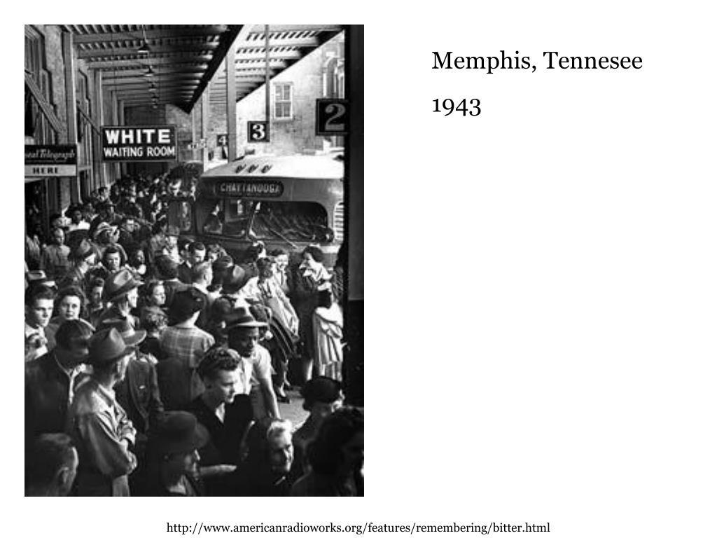 Memphis, Tennesee