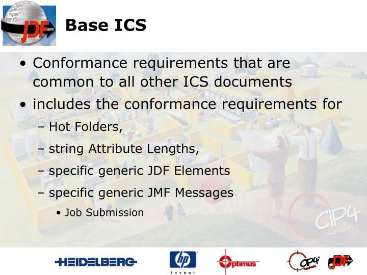 Base ICS