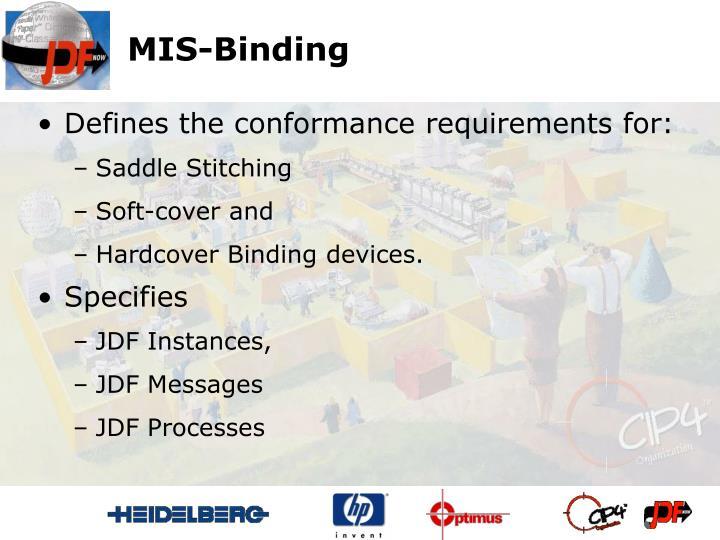 MIS-Binding