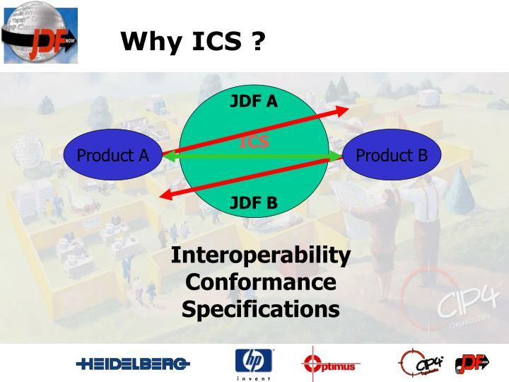 Why ICS ?