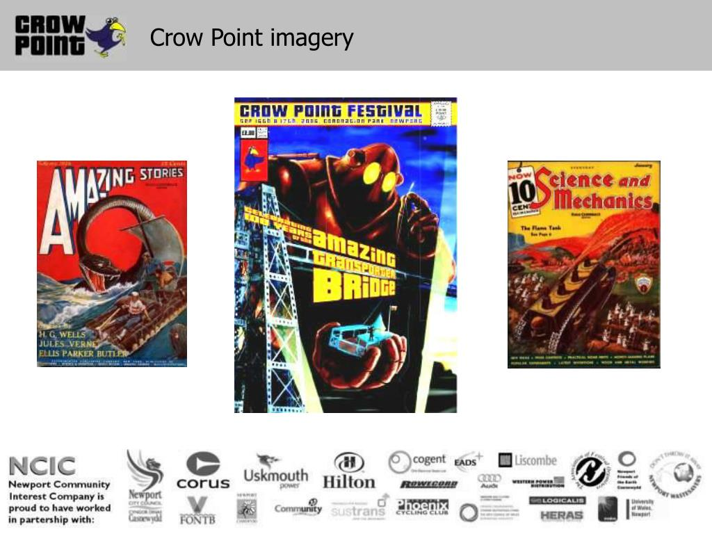 Crow Point imagery