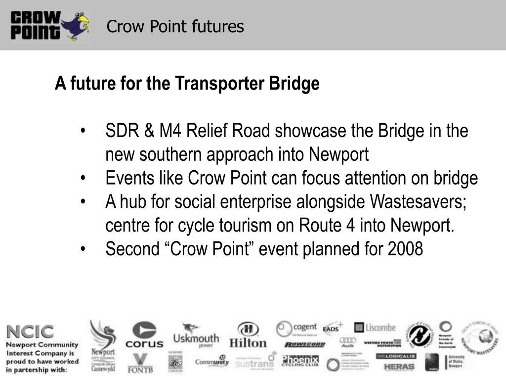 Crow Point futures