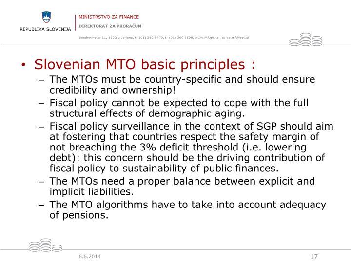 Slovenian MTO b
