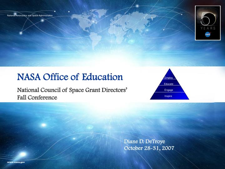 Nasa office of education