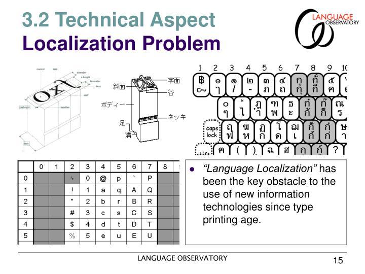 3.2 Technical Aspect