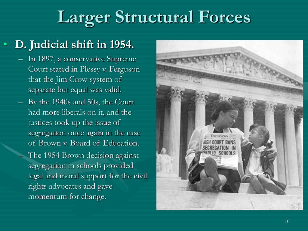 Larger Structural Forces