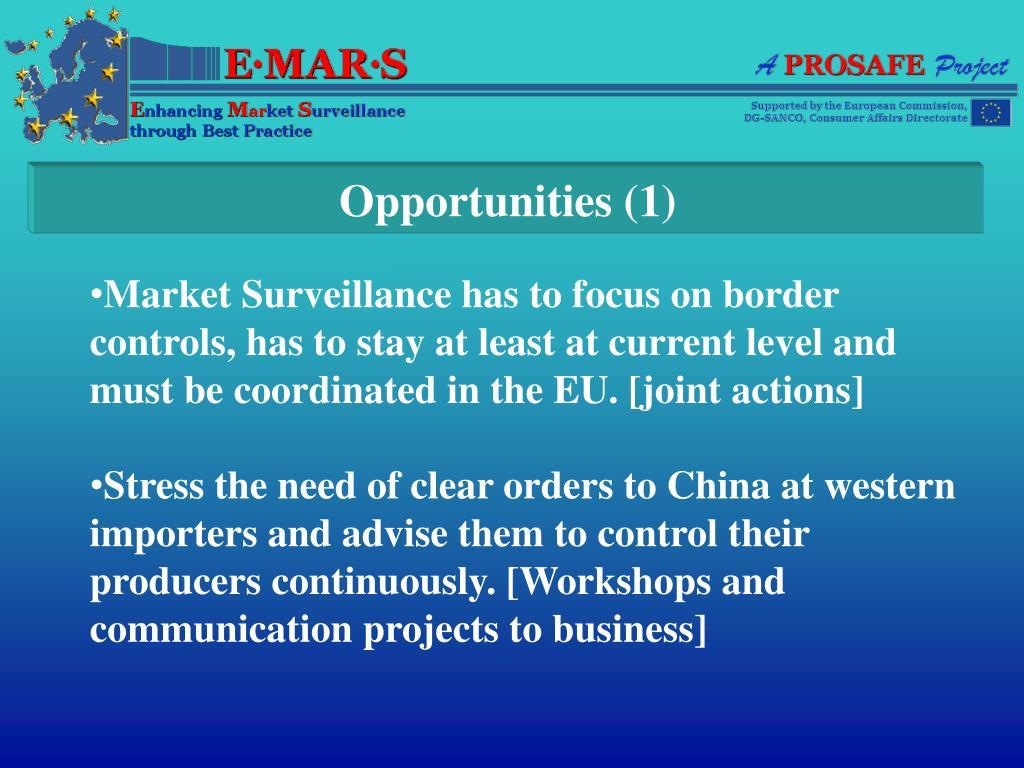 Opportunities (1)