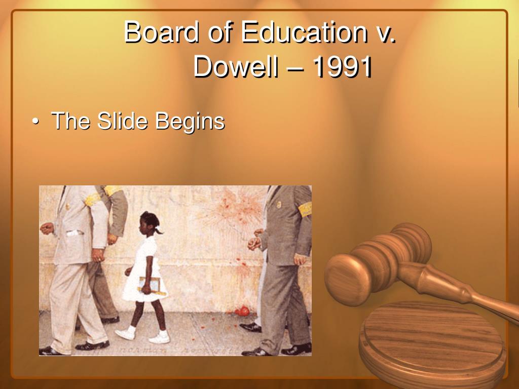 Board of Education v.