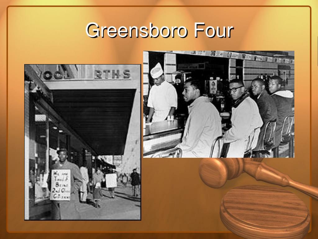 Greensboro Four