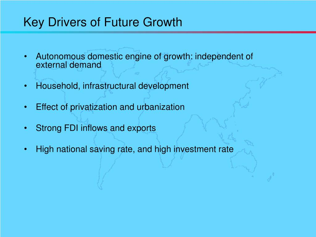 Key Drivers of Future Growth