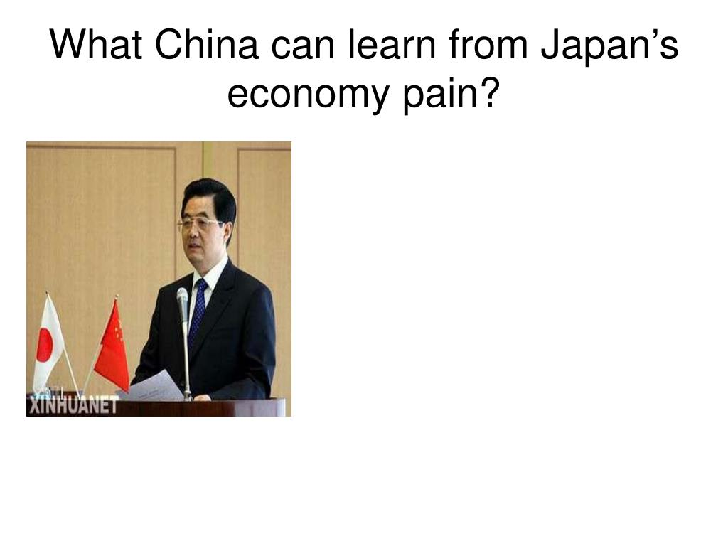 What China can learn from Japan's economy pain?