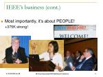 ieee s business cont