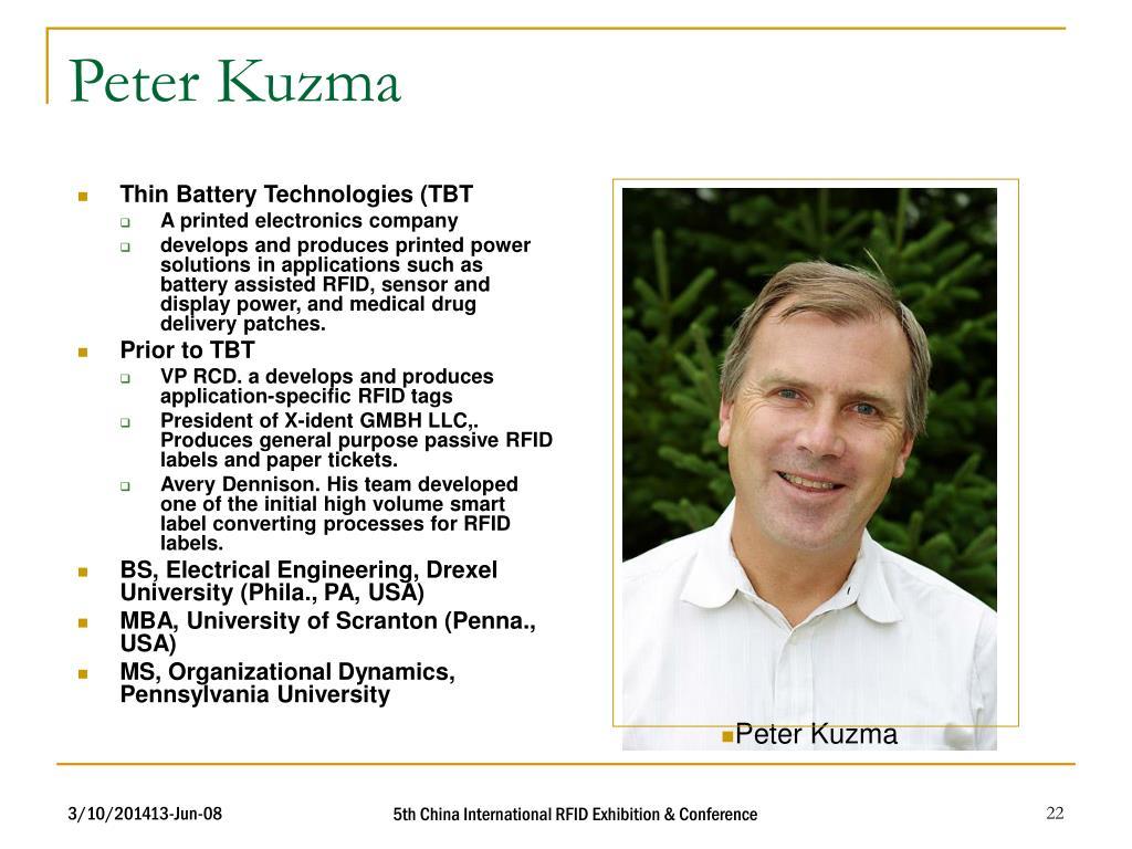 Peter Kuzma
