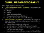china urban geography27
