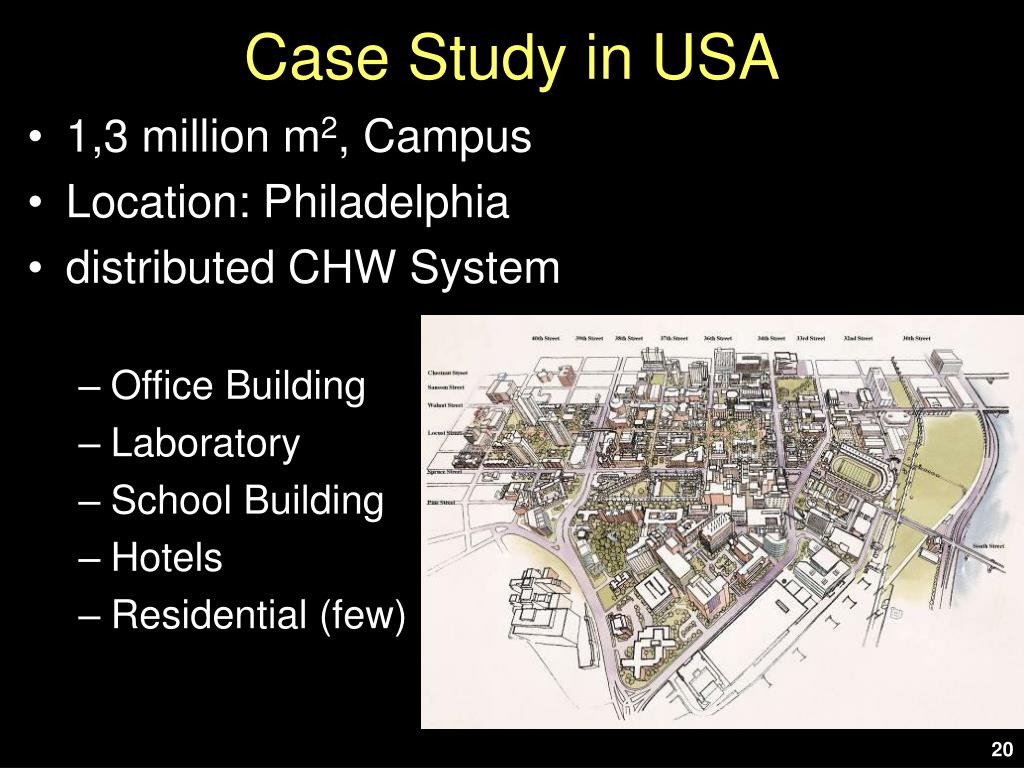 Case Study in USA