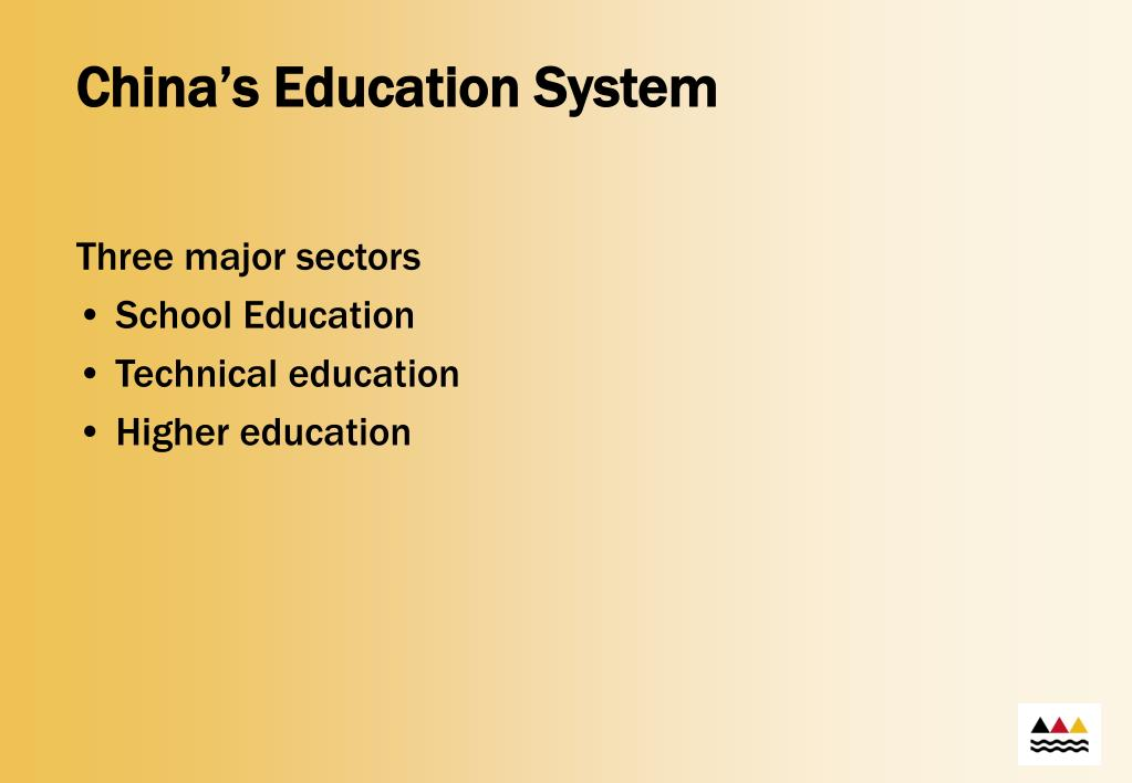 China's Education System