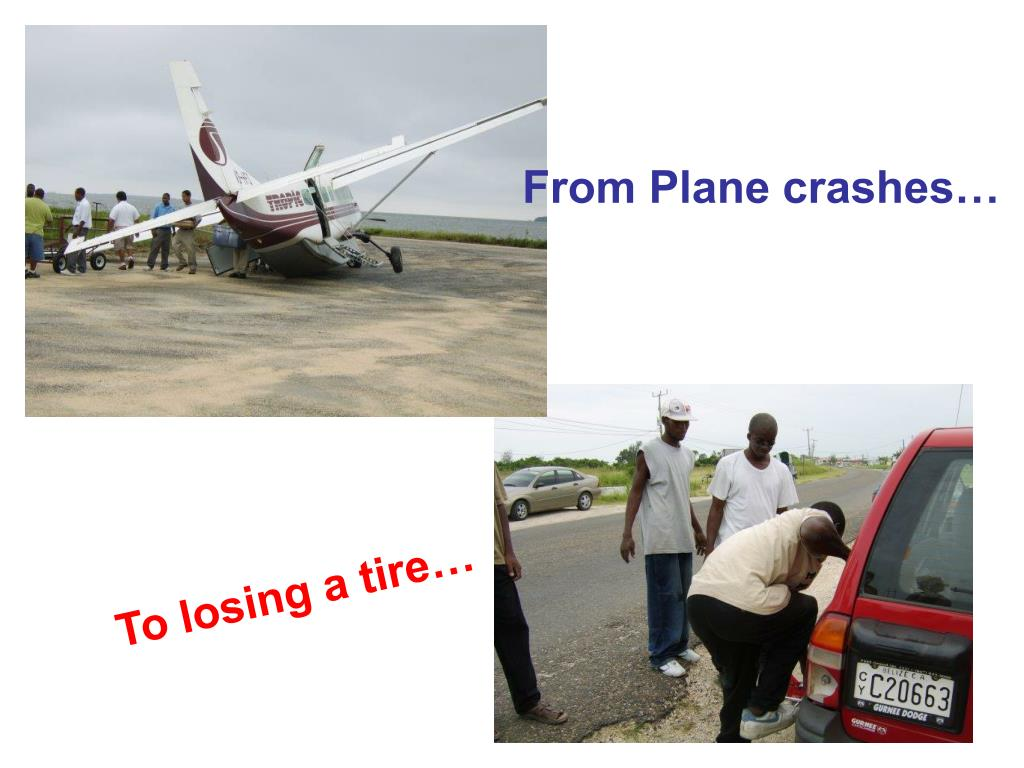 From Plane crashes…
