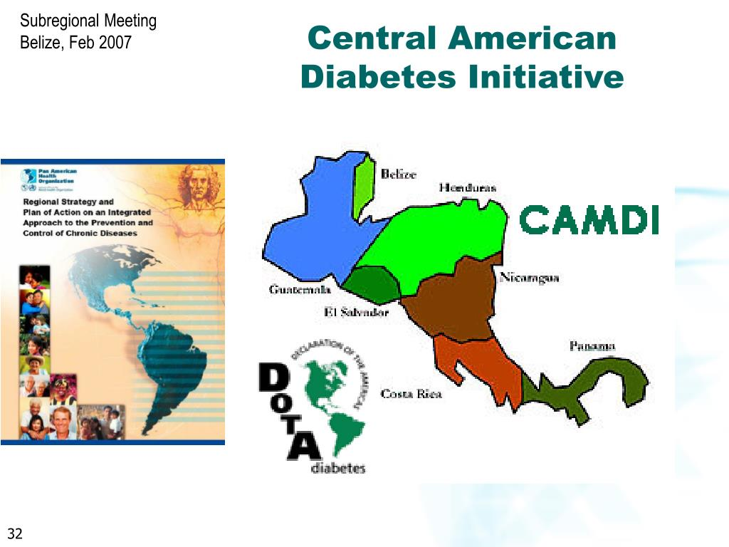 Central American Diabetes Initiative