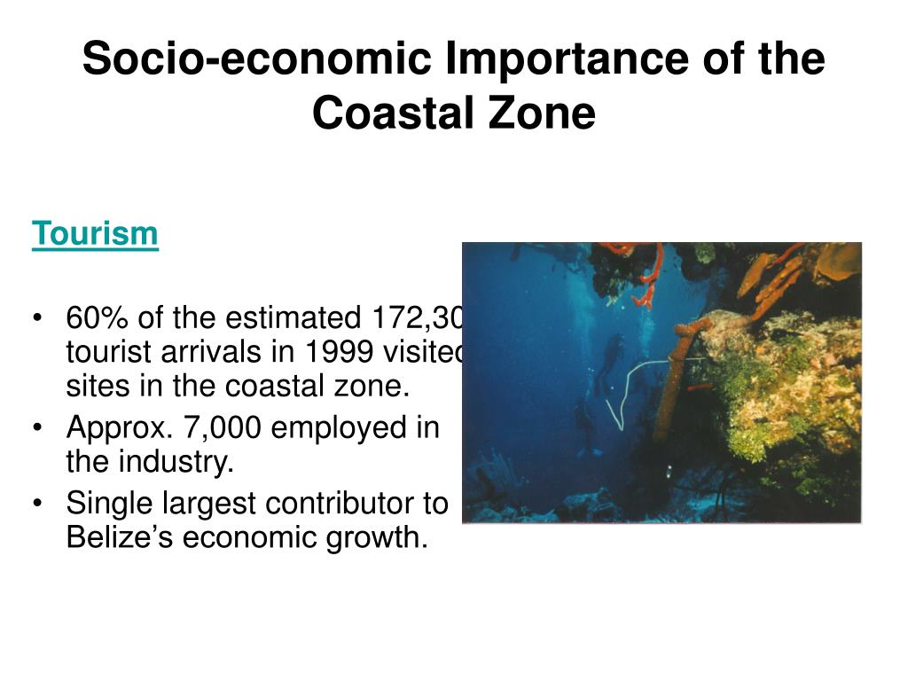 Socio-economic Importance of the Coastal Zone