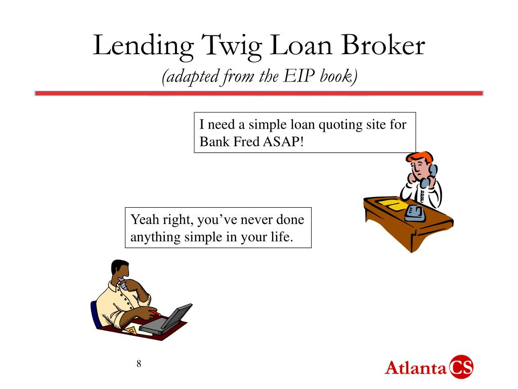 Lending Twig Loan Broker