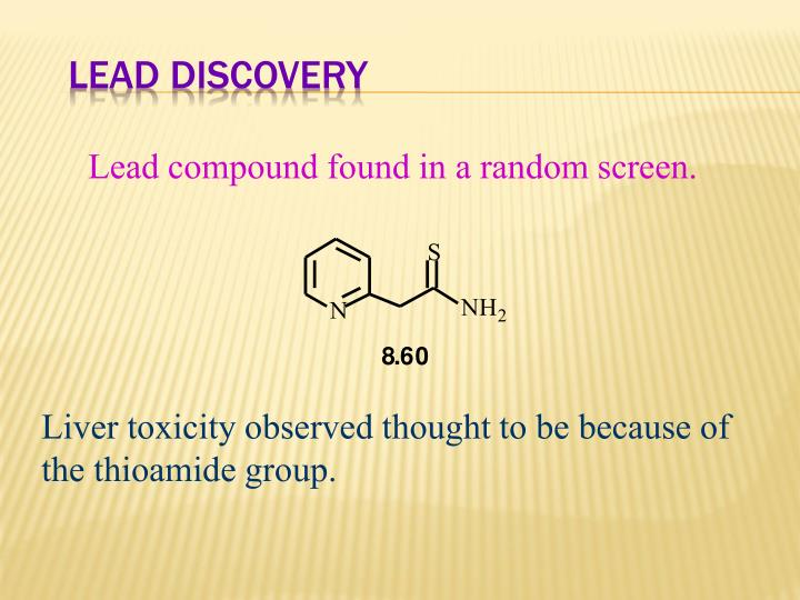 Lead Discovery
