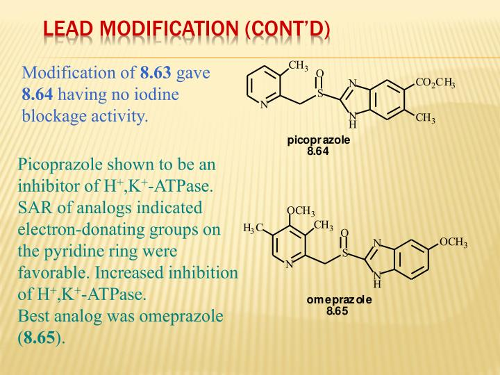Lead Modification (cont'd)