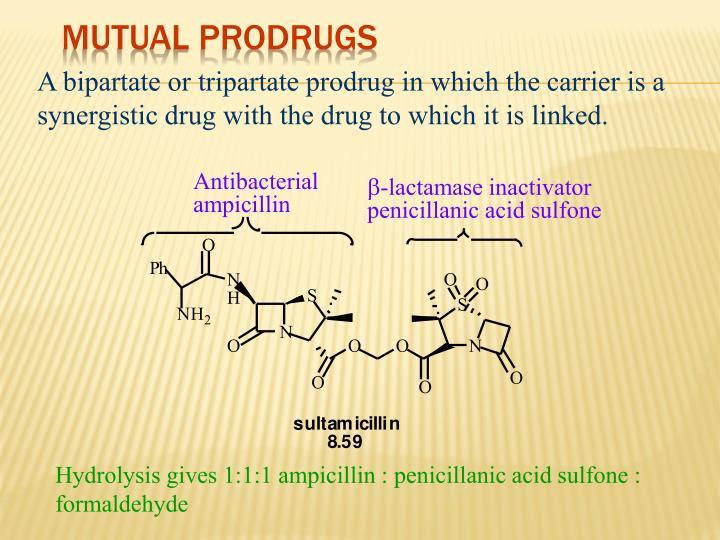 Mutual Prodrugs