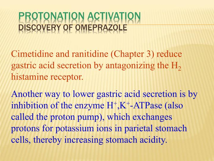 Protonation Activation