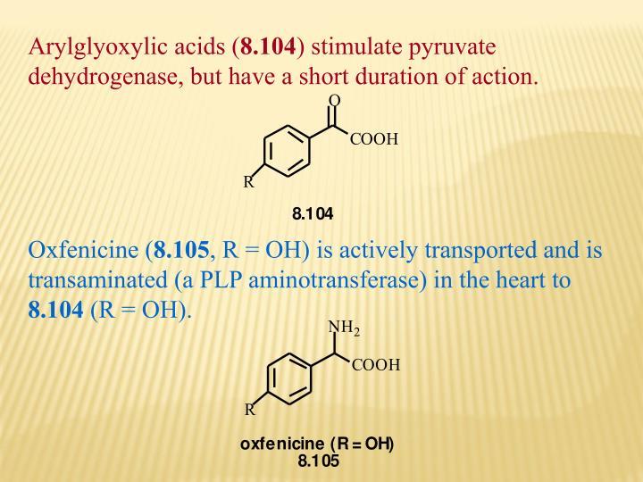 Arylglyoxylic